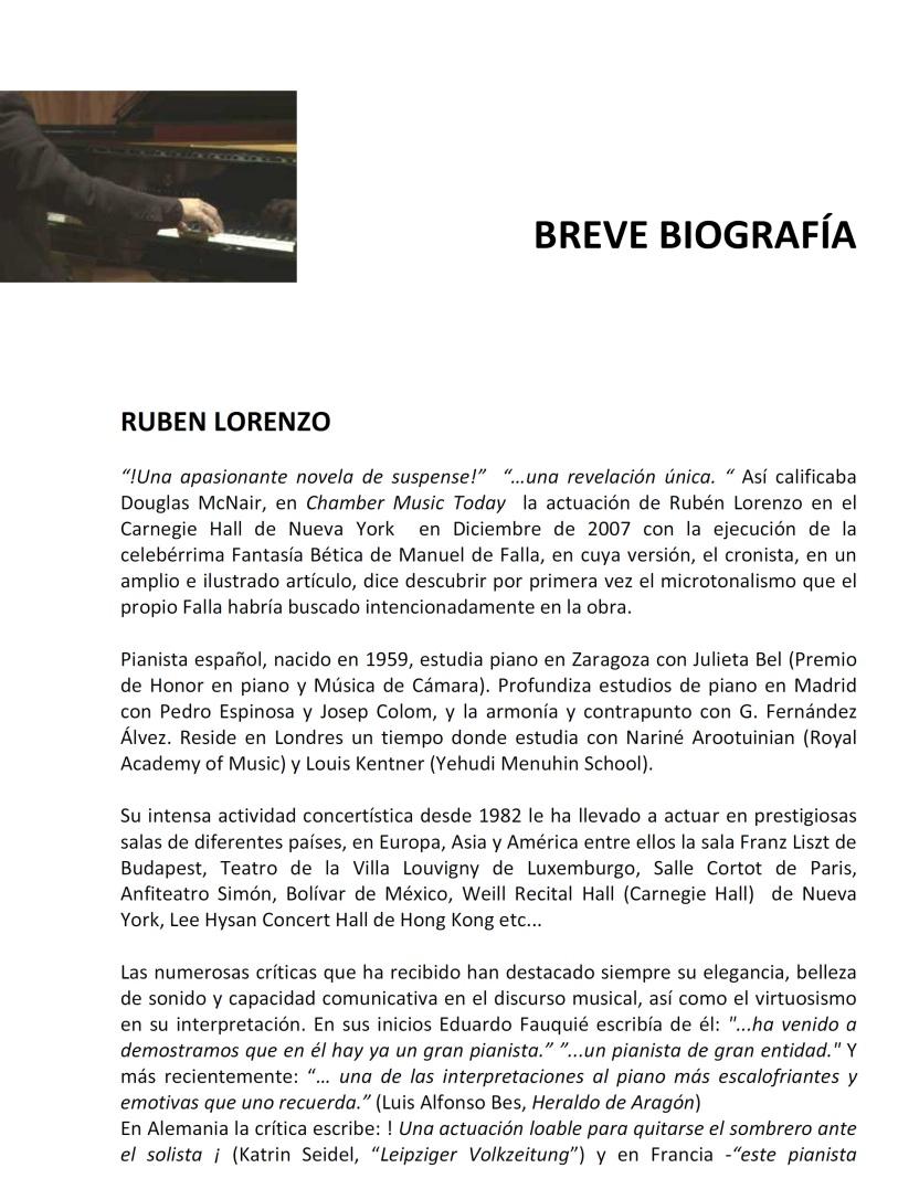 Biografia 1