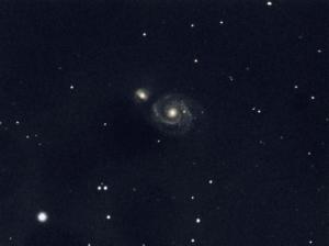 M51 Photoshop
