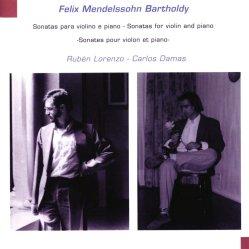1. Sonatas para violín y piano (1995) | F. Mendelssohn |