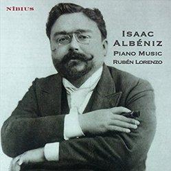 10. Isaac Albéniz Piano Music (2016) | I. Albéniz |