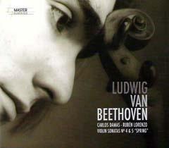 6. Sonatas para violín y piano (2002) | L. Beethoven |