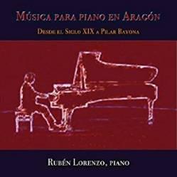9. Música para piano en Aragón (2011) | Varios |